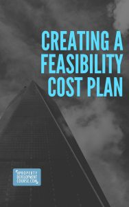 Creating a feasibility cost plan