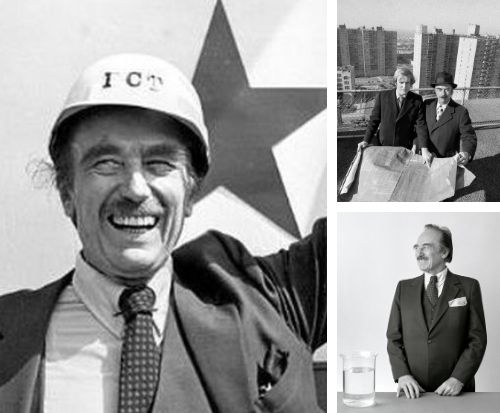 Fred Trump Profile of a serious property developer
